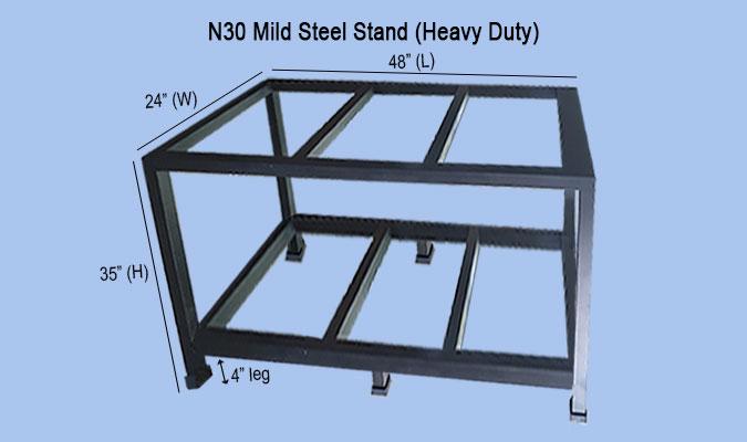 Brand New 2-tier Mild Steel Stand for Aquarium
