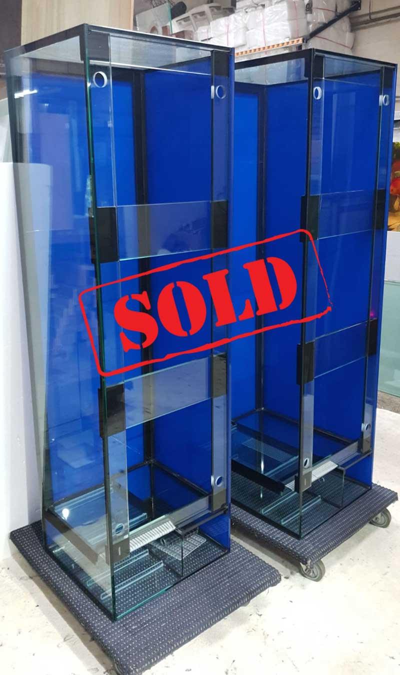 brand new aquarium tanks at second hand price