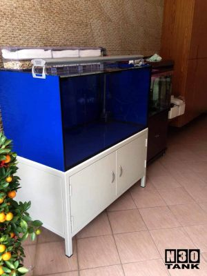 4ft-010 N30 Tank - 4ft Arowana Tank Set with Cabinet