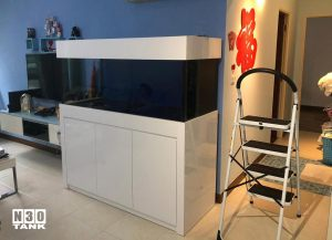 5FT-015: N30 Tank 5ft x 2ft x 2ft arowana tank set with overflow sump