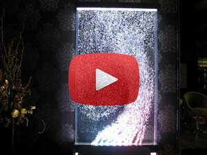 Bubble Wall Video