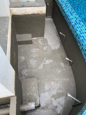 Convert area into fish pond (05)