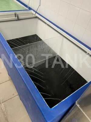 Seafood Storage Tank custom-built by N30 Tank