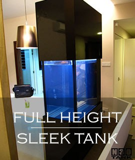 Full height tanks